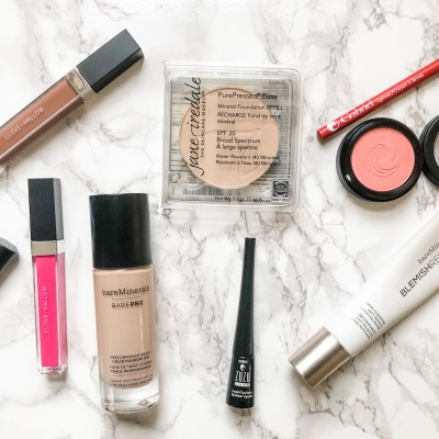 My Top Clean Makeup Picks for On-Camera Performing!