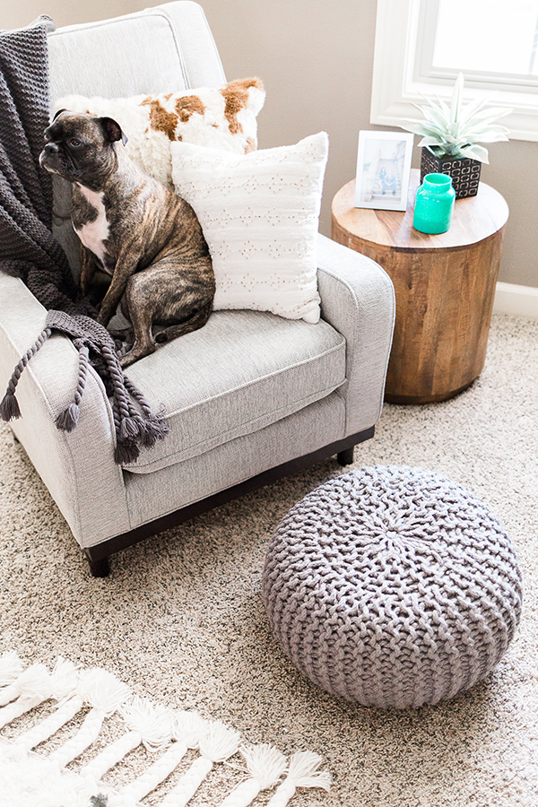 Finding The Perfect Accent Chair The Brunette One