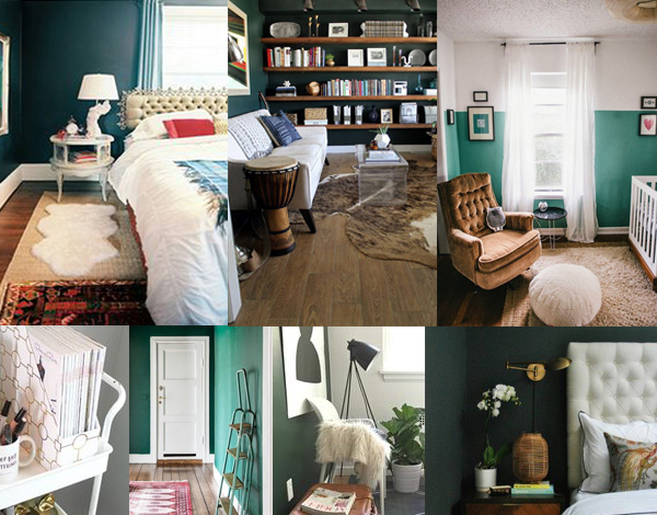 The Brunette One Guest Room Design Inspiration
