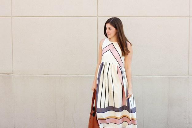 The-Brunette-One_Romwe_Midi-Dress_4