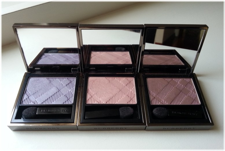 Burberry Sheer Eyeshadows 6