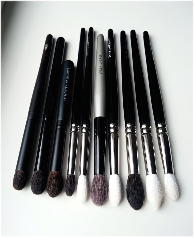 Eyeshadow Blending Brushes 3