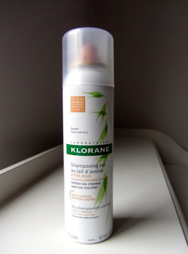 Klorane Dry Shampoo for Dark Hair