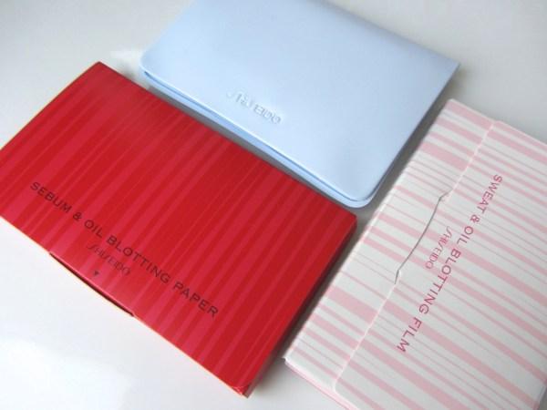 Shiseido Blotting Papers 3