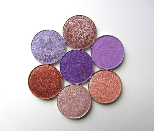 Makeup Geek Foiled Eyeshadows 3