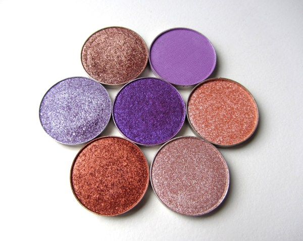 Makeup Geek Foiled Eyeshadows 4