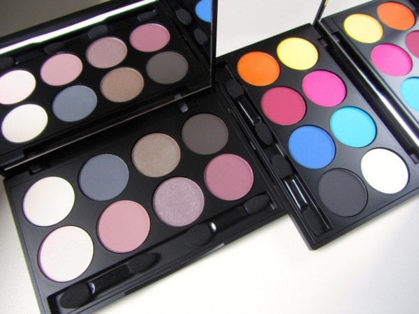 Make Up Factory Eyeshadow Palletes Cool Garden & Color Explosion