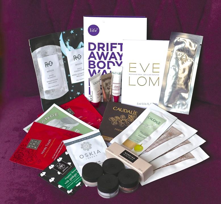 Beauty Box Giveaway dry skin 1