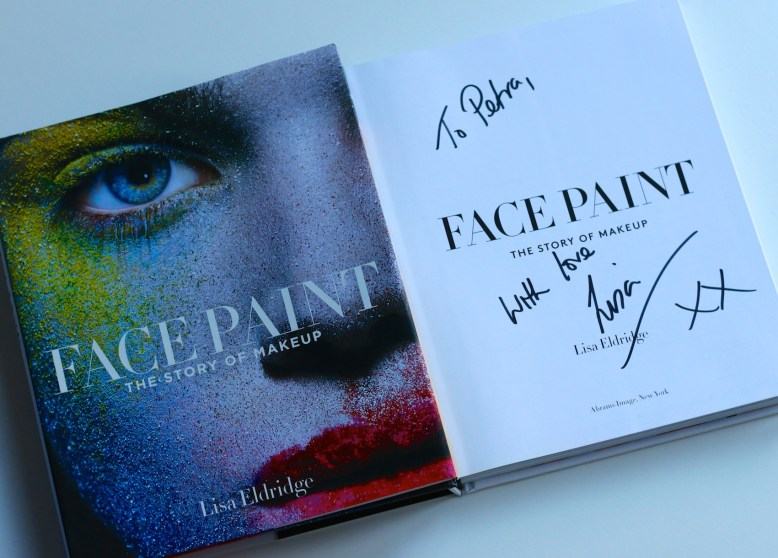 Lisa Eldridge Face Paint Signed 1