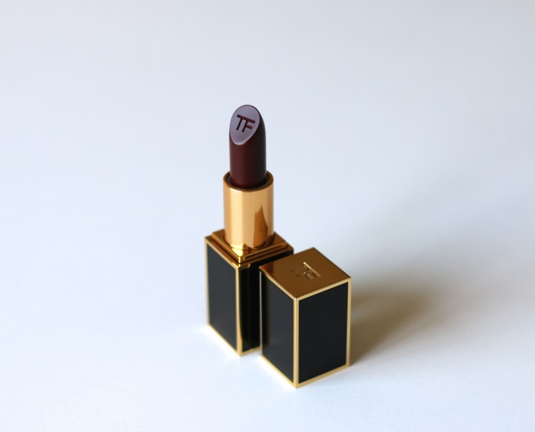 Tom Ford Lip Cover Matte Black Dahlia