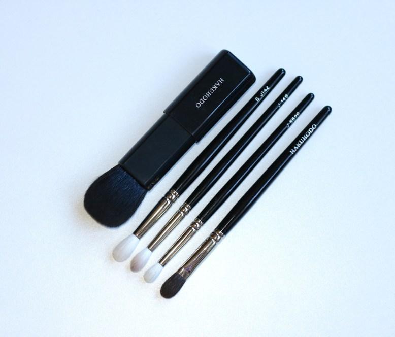 Hakuhodo Blending Brushes 1