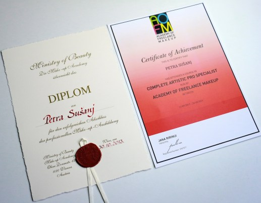 My Makeup Degrees