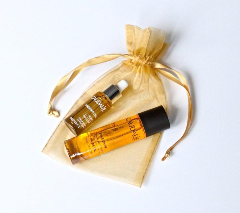 Caudalie Oils Giveaway