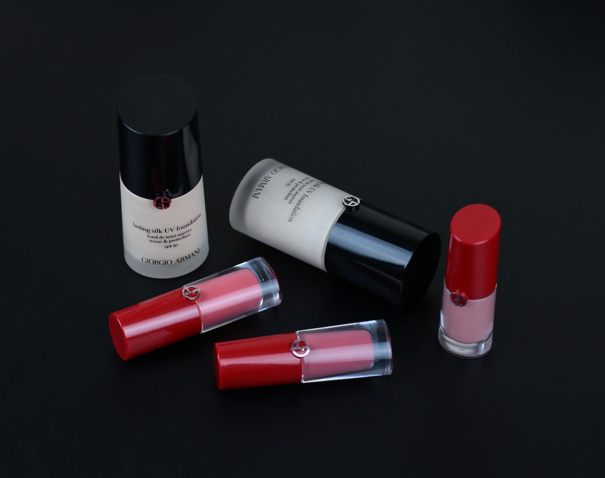 Giorgio Armani Lip Magnets 508, 503 i 505 (recenzija i swatchevi)