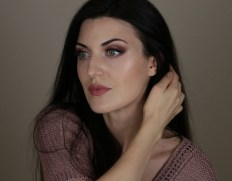 Armani Lip Magnet 508 look