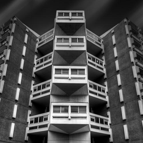 The Weston Rise Estate Howell, Killick, Partridge & Amis 1967