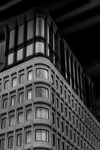 Camden Town Hall Annex Camden's in-house architects 1974