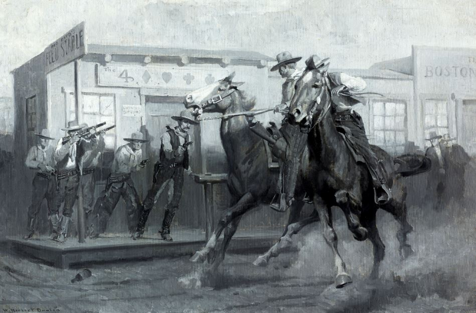Outlaws & Lawmen: Texas WAS the Wild West - The Bryan Museum