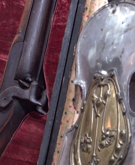 Mystery Behind the Confederate Violin Case