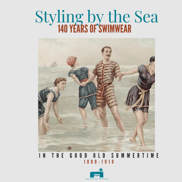 Styling by the Sea: 140 Years of Swimwear