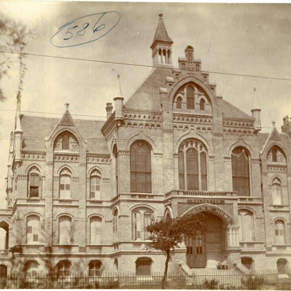 1895 Orphanage, Galveston