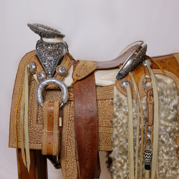 Collection Highlight: Mexican Charro Saddle