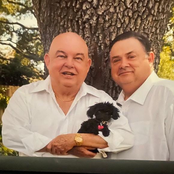 Donor Spotlight: Tom Schwenk and Jack Bell