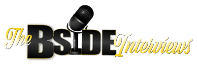 The B-Side Interviews Show Logo
