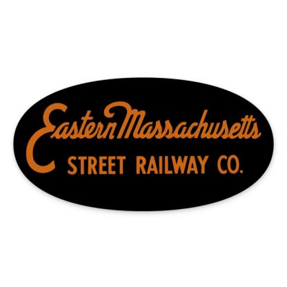 EMSRy Logo Sticker