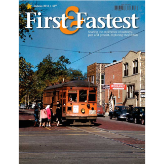 First & Fastest: Autumn 2016