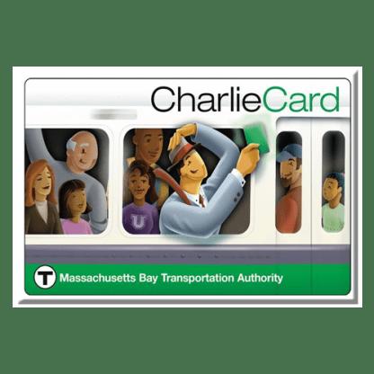CharlieCard Magnet
