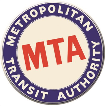 MTA Logo Magnet