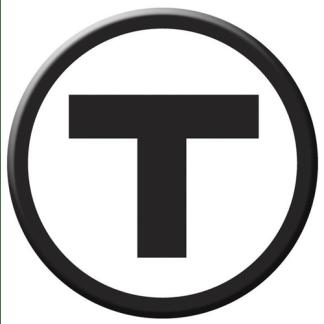 T Logo Magnet