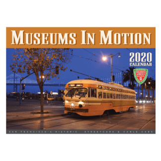 Museums in Motion 2020 Calendar