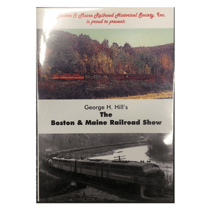 Boston & Maine Railroad Show