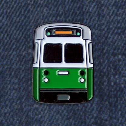 Boston Green Line Type 7 Pin