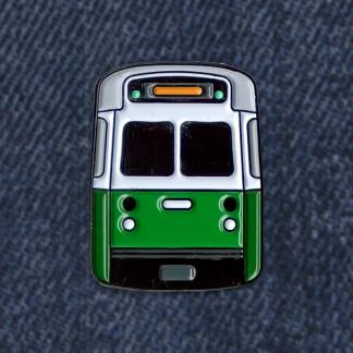 Boston Green Line Type 7 Pin