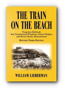 The Train on the Beach