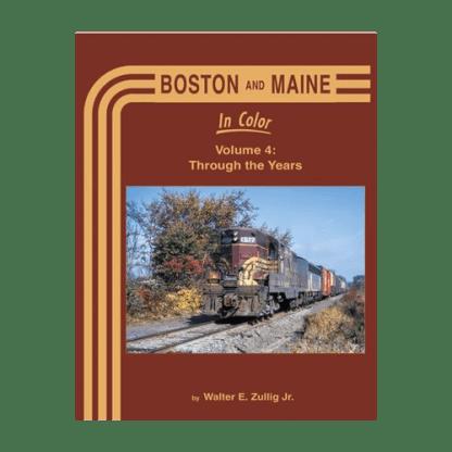 Boston & Maine Railroad, Vol. 4