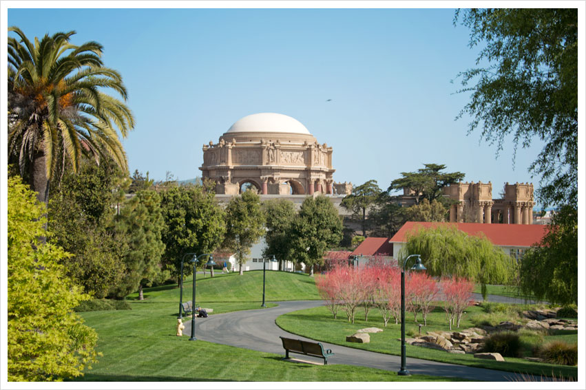 Visiting Lucasfilm in Presidio - San Francisco