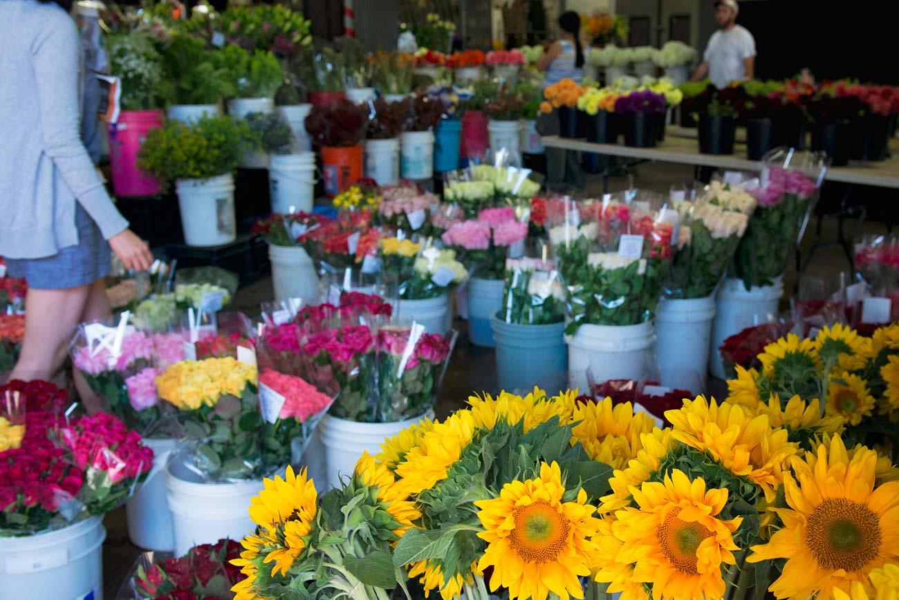 Fresh Flowers San Francisco