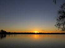 Ottawa Lake Sunsets
