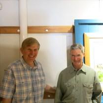 Ron Kurowski and Richard Bautz