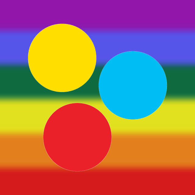 thebuddhistcentre.com Rainbow logo
