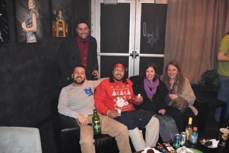 Bongathon Holiday Party