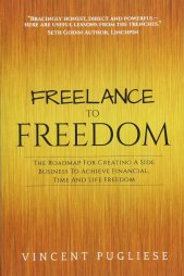 Freelance to Freedom Book