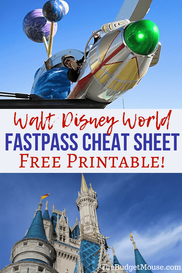 Disney World Fastpass Information - Tips for Using FastPass+