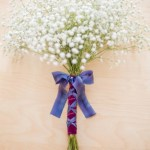 Diy Baby S Breath Bouquet And Boutonniere Tutorial