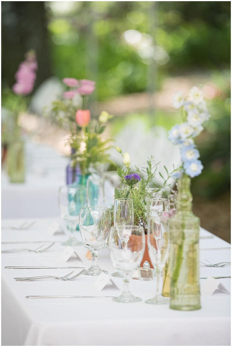 Monet Inspired Wedding The Budget Savvy Bride