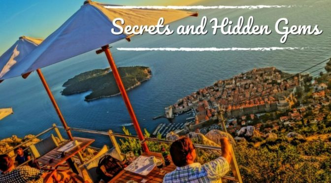 Secrets and Hidden Gems of Dubrovnik, Croatia